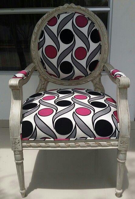 17 mejores imágenes sobre sillas antiguas restauradas en pinterest ...