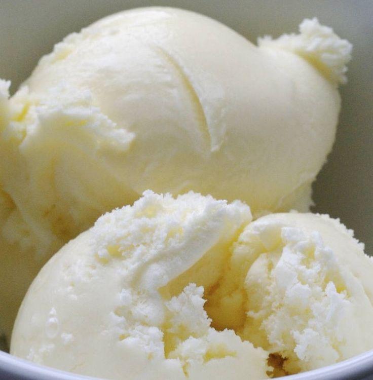 Kefir Ice Cream is a rich, sweet dessert, full of healthy probiotics.