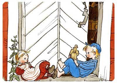 """""""Astrid Lindgren: Emil"""""""