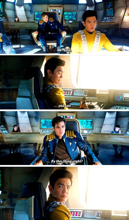 Star Trek Beyond | Kirk and Sulu