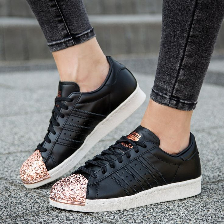 Buty ADIDAS SUPERSTAR 80S METAL TOE TF W