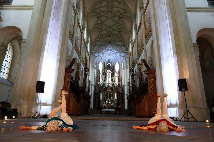 KLADRUBY during the baroque festival 2014 #plzen2015 #baroko #baroque #church