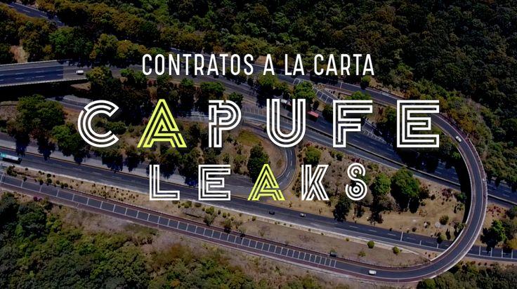 <p>* Un sindicalista y la pariente de un alto funcionario de Capufe negocian contratos de limpieza por más de 1,200 millones de pesos.<br /> <br