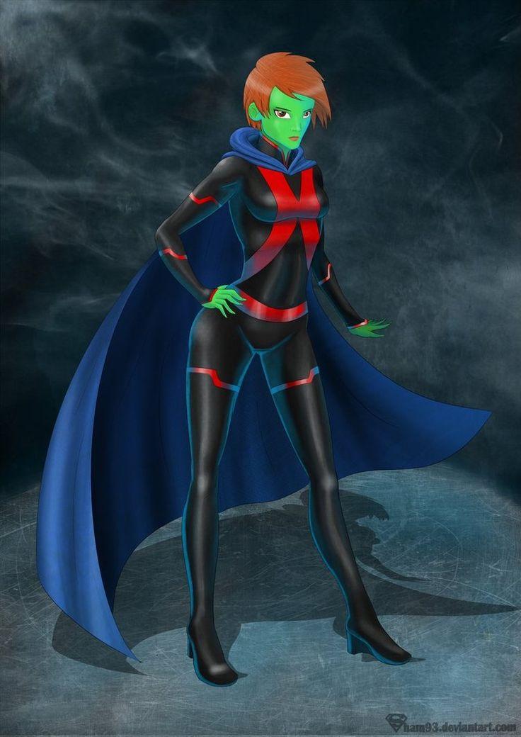 Martian Manhunter Halloween Costume