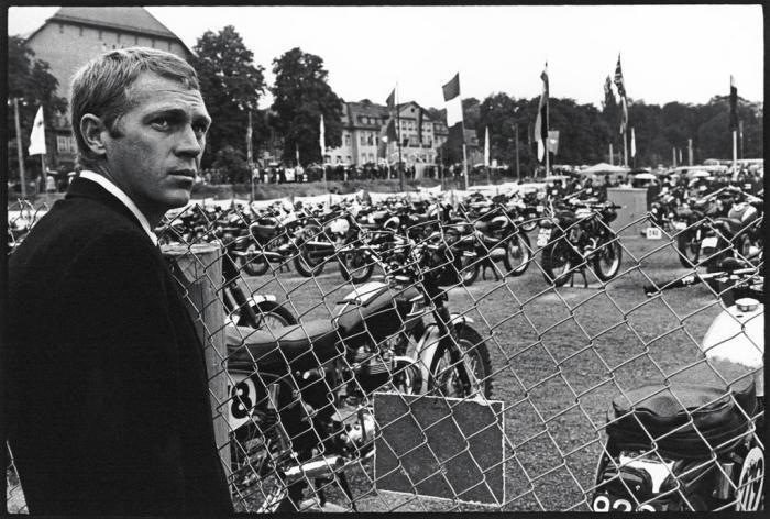 Steve McQueen 1964