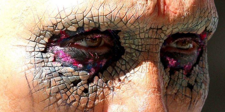 Film makeup- Doctor Strange Mads Mikkelsen eyes close up Doctor Strange Trailer Analysis & Discussion