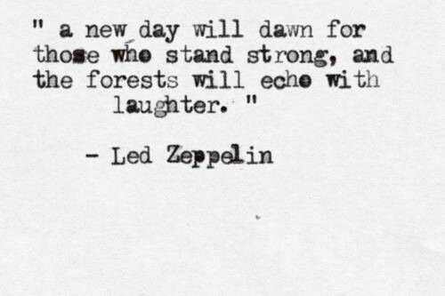 Led Zeppelin~ Stairway To Heaven