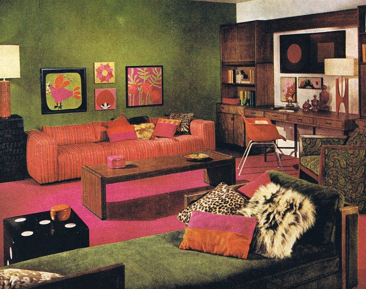 8972 best images about the 60 39 s on pinterest seventeen for Garden design 1960s