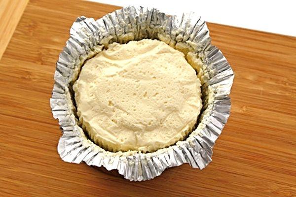 Výroba sýru Boursin
