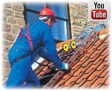 Kit de gancho de techo universal para la extensión de aluminio escaleras |  1…