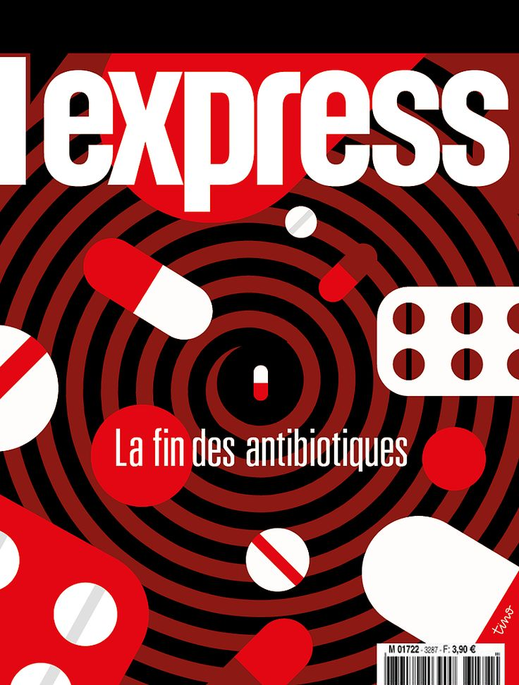 L'express magazine. Proposition de couverture