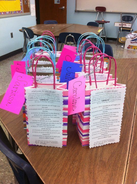 My Love of Teaching: Middle School Survival Kits!