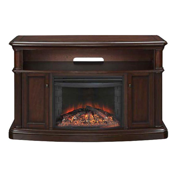 Más de 25 ideas increíbles sobre Lowes electric fireplace en ...
