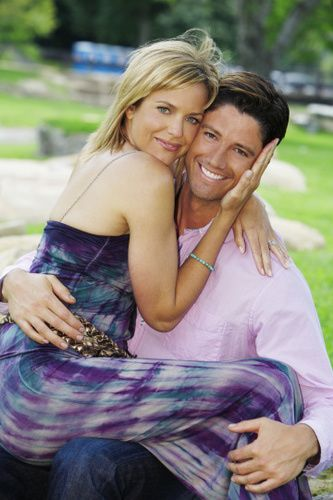 Days of Our Lives 2009 Summer Promotional Shoot: Arianne Zucker and James Scott