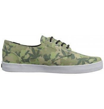 Zapatillas Circa Lopez 13 Weed Camo/Black Online Shop www.roundtripshop.com