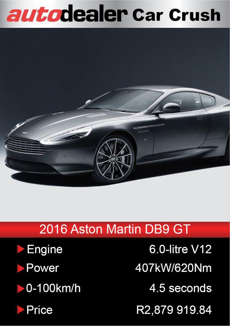 Aston Martin D89 GT