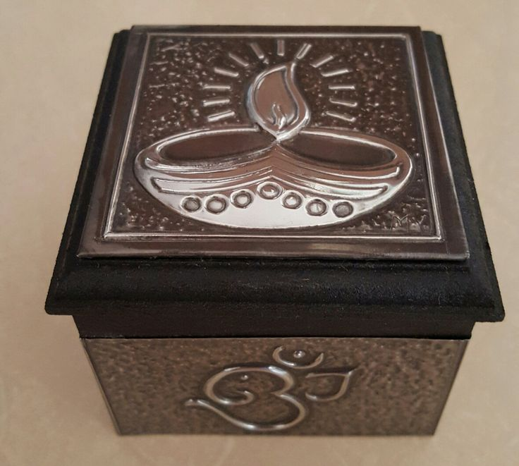 Diya box for Diwali.