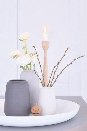 Candleholders Rolf™ by FREEMOVER design Maria Lovisa Dahlberg. Zeitlos.. Photo: Solebich