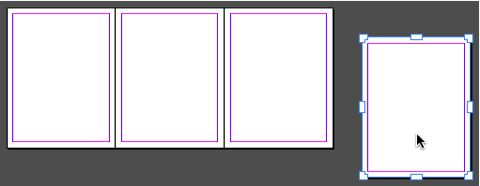 Indesign page layouts guide