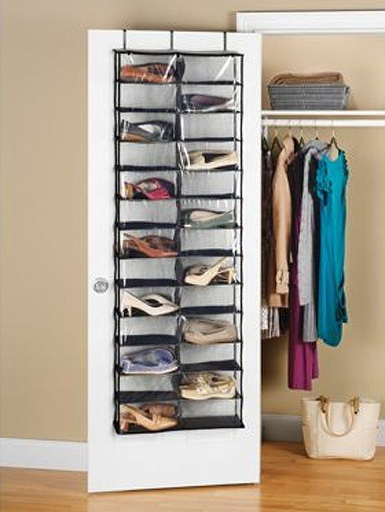 Small Bedroom Storage: 10 Over-the-Door Organizers Under $50