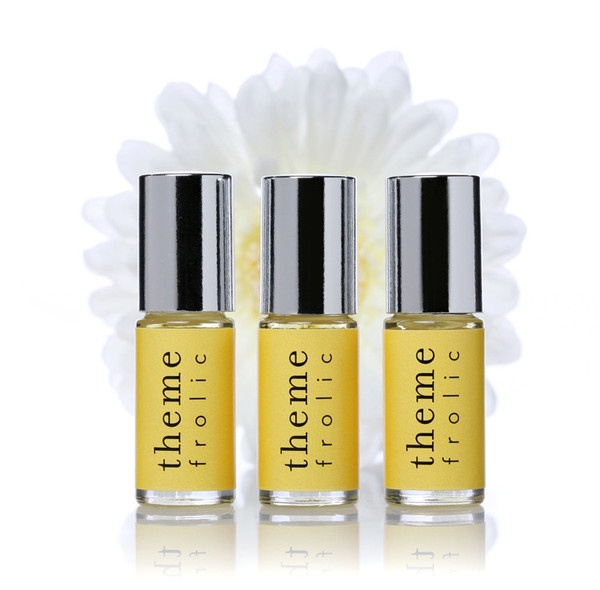 FROLIC tm perfume oil. Jasmine Honeysuckle. Theme Fragrance. Weekend Deal Going on NOW!