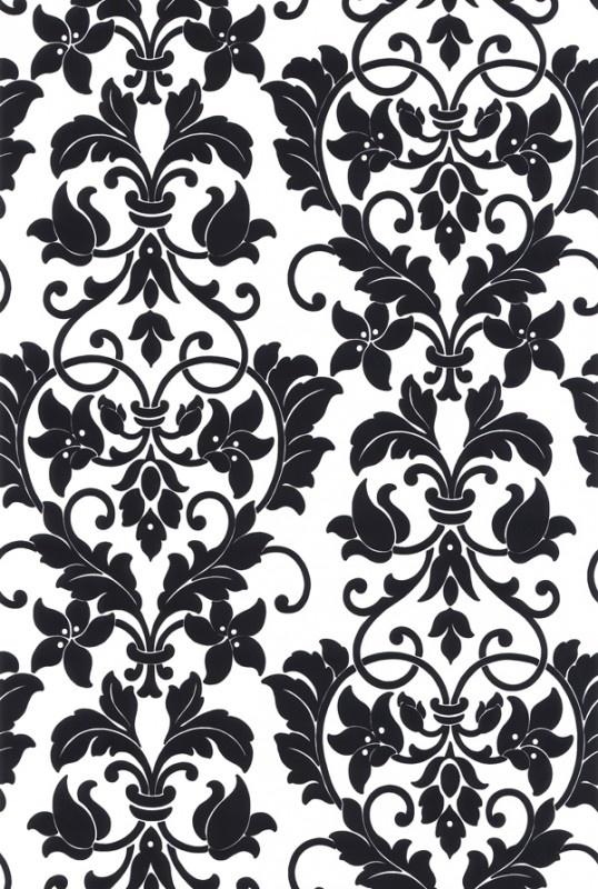 Wallpaper Inn Store - Black / White Traditional , R299,95 (http://shop.wallpaperinn.co.za/black-white-traditional/)