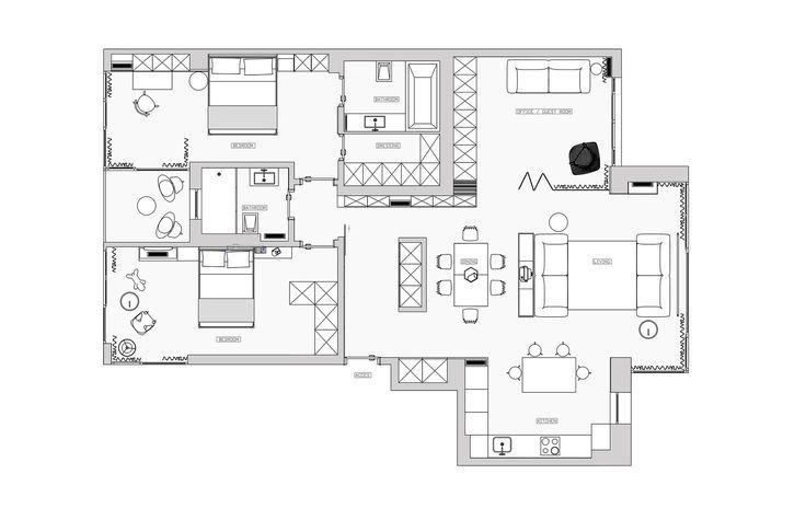Квартира для активной семьи в Бухаресте — HQROOM