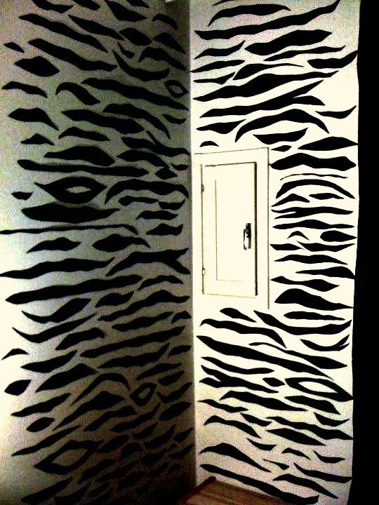 Animal Print Wall Art best 10+ zebra print walls ideas on pinterest | zebra print