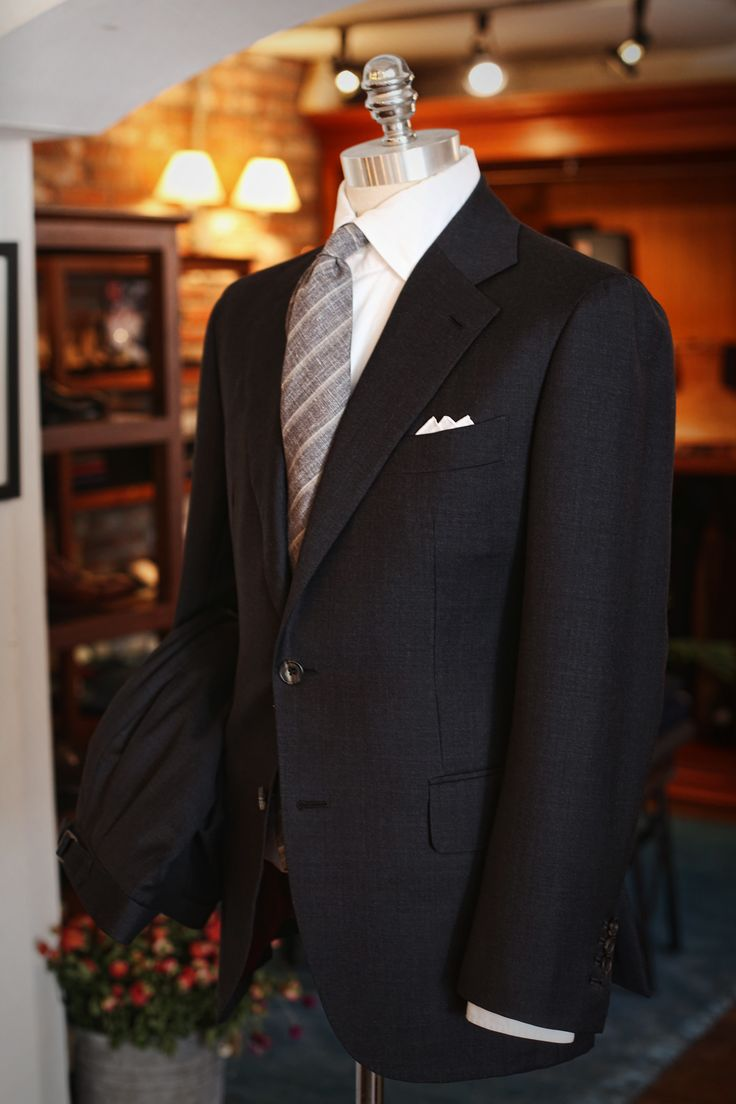 "Tailorable Blue Label is ""bang for the buck"" defined. A full bespoke service of soft tailoring at a RTW-price."