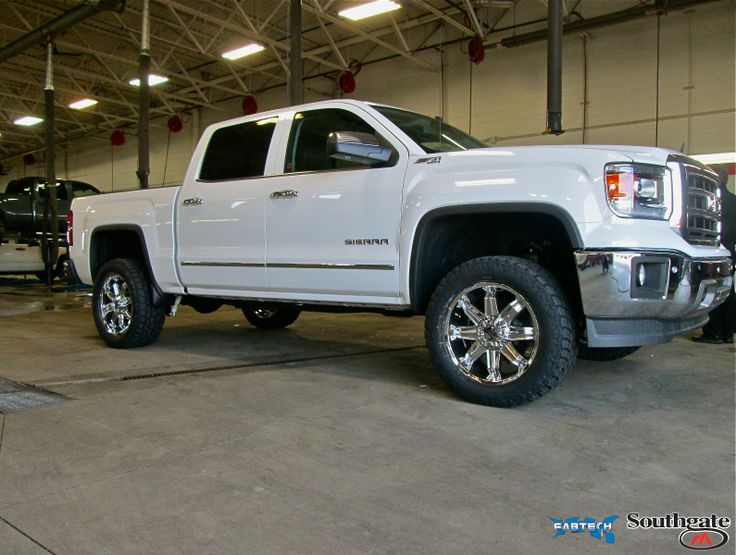 2014 gmc sierra lifted white. white lifted gmc sierra truck gmc trucks pinterest and 2014