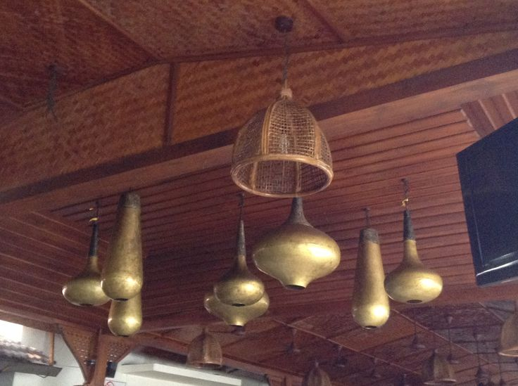 Old Utensils for Lighting.