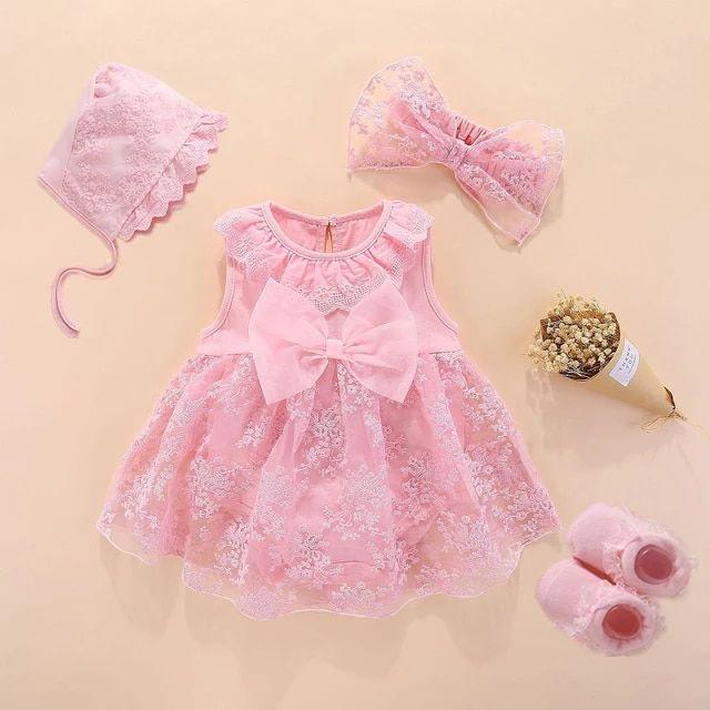 Vestido Y Ropa Infantil Para Bebes Recien Nacidos Conjuntos De Fiesta De Verano Y Cumpleanos Pa Vestidos Bebe Nina Vestidos Para Bebes Ropa Infantil Para Nina