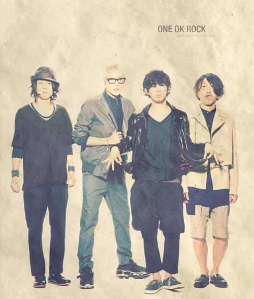 Morita Takahiro one ok rock