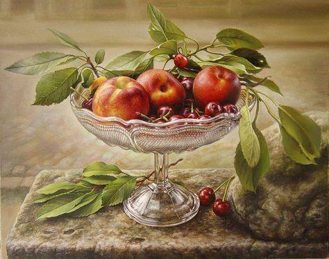 Время собирать плоды: Яблочный Спас в работах художников - Ярмарка Мастеров - ручная работа, handmade