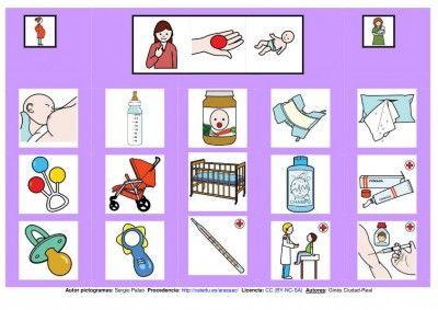 Colección de 70 Tableros de comunicación de doce casillas EDITABLES - Orientacion Andujar