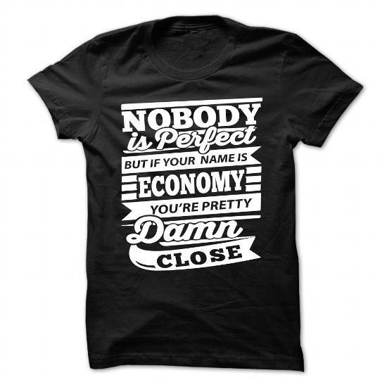 ECONOMY T Shirts, Hoodies, Sweatshirts. CHECK PRICE ==► https://www.sunfrog.com/Camping/ECONOMY-107268502-Guys.html?41382
