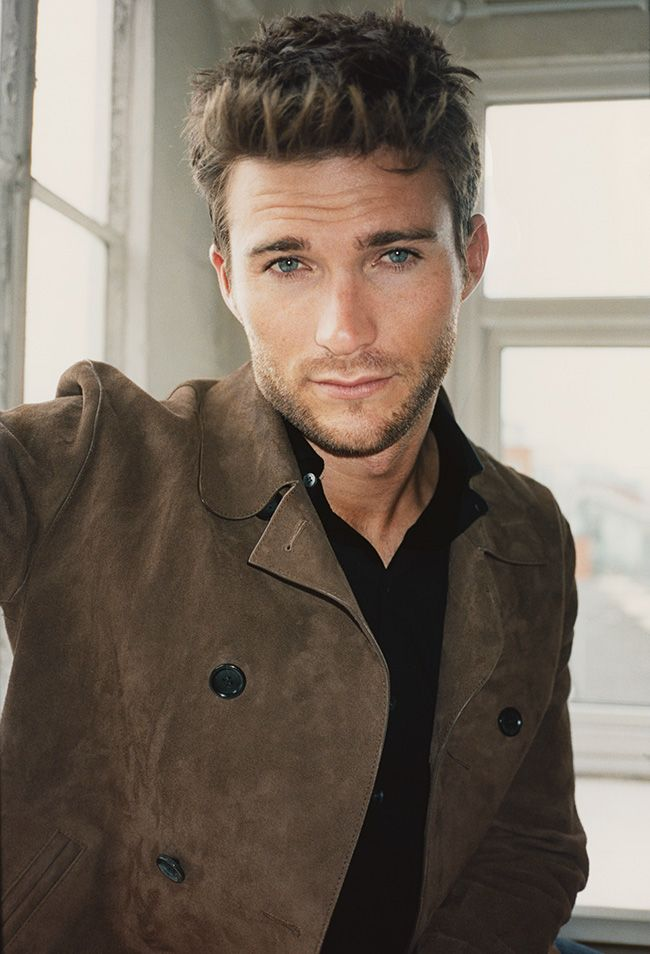 Scott Eastwood On Clint: 'Dad Punched Me, It Was Old-School.' - GQ