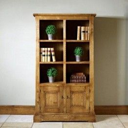 Old Charm Chatsworth CT2882 Bookcase with doors http://www.furniturebrands4u.co.uk/old-charm/chatsworth