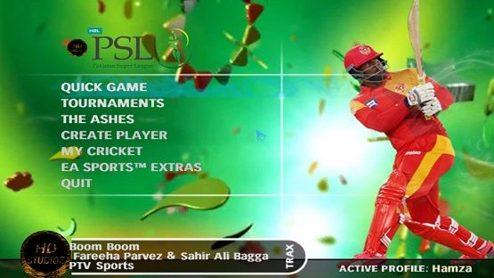 HBL PSL Cricket Game Free Download