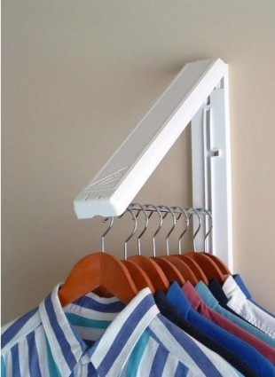 Folding Clothes Rack