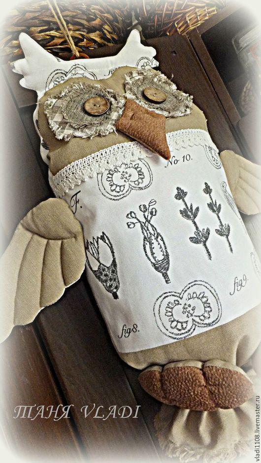 Кухня ручной работы. Ярмарка Мастеров - ручная работа. Купить сова BOTANIKA  пакетница. Handmade. Сова, хранение пакетов