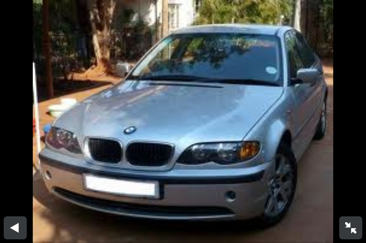 2002 BMW 320d I loved you but I blew your turbo :(