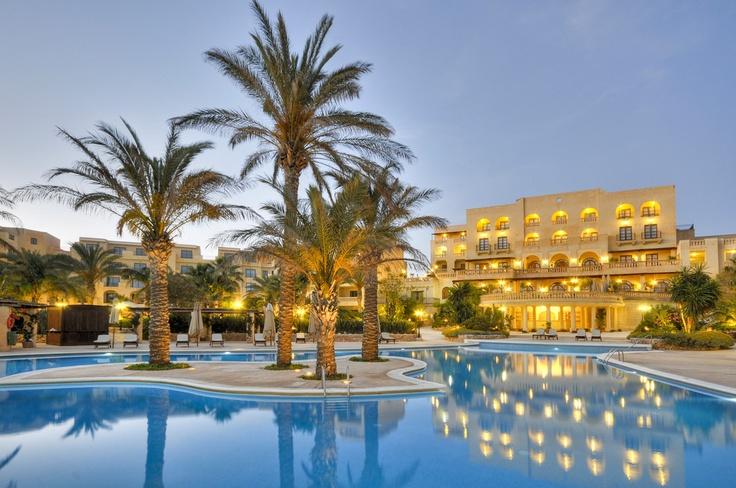 Luxus Spa Resort Kempinski Hotel San Lawrenz Gozo / Malta http://www.beauty24.de/region-locationdetail-8871721-14561685.html