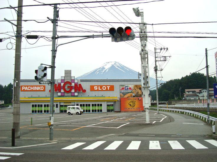 Un autre Mont Fuji #Fuji