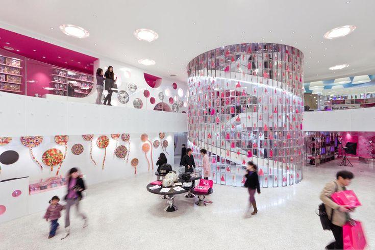 Gallery - Barbie Shanghai Store / Slade Architecture - 16 #Shanghai #DesignShanghai