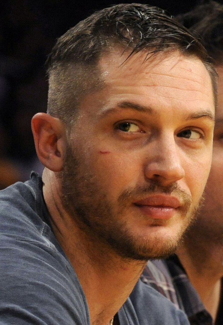 tom hardy hairstyle : sigh* Tom Hardy Pinterest Posts, Toms and Tom hardy
