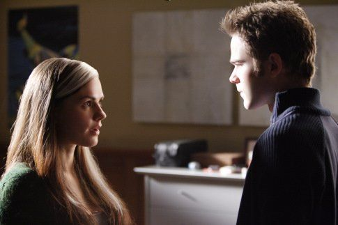 Still of Anna Paquin and Shawn Ashmore in X-Men: The Last Stand (2006)