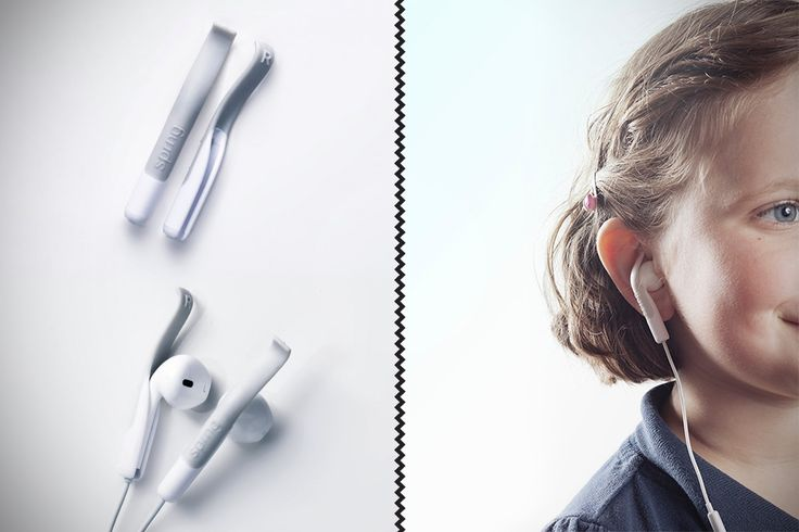 Sprng Clip for Apple EarPods - prevents an EarPods fallout. awesome and affordable idea.