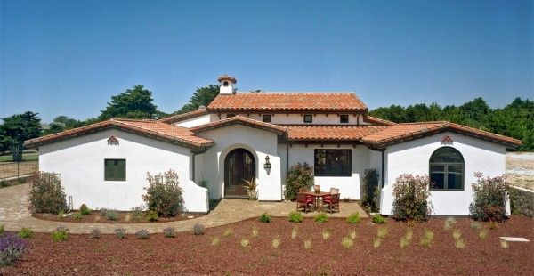 In this regard, the modern Mexican style houses are not so ...