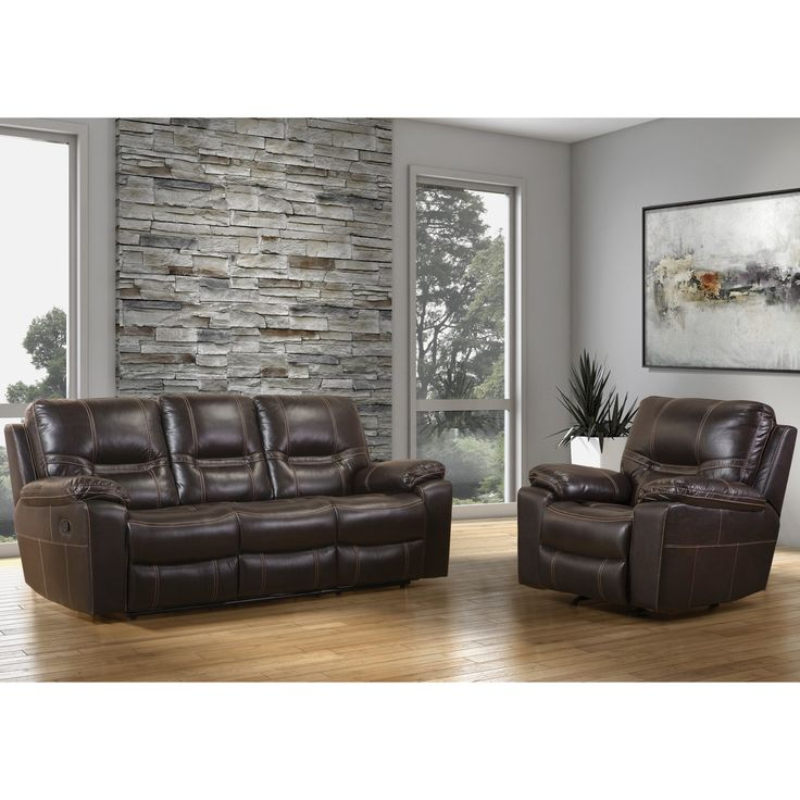 Eleuthra Motion Sofa and Rocker Recliner Chair Set